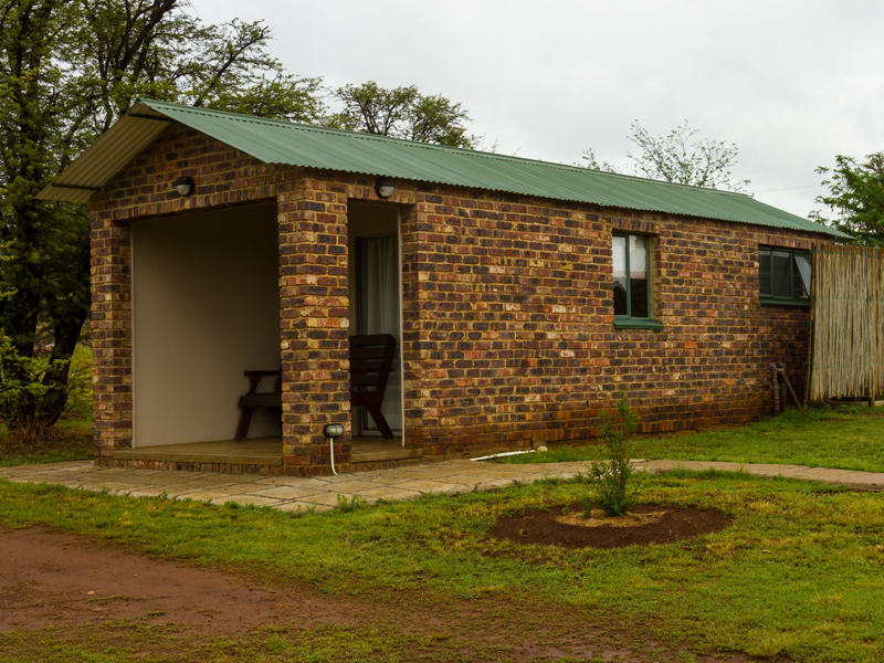 Our accommodation
